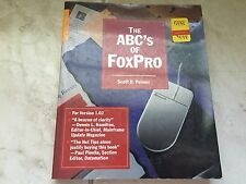 The ABC's of FoxPro by Scott Palmer (paperback) store#5578