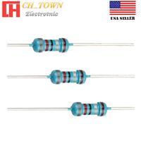 100pcs 82 ohm resistor Metal Film Resistors 1% Tolerance