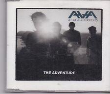 AVA Angels &Airwaves-The Adventure Promo cd single