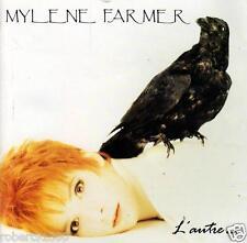 CD audio.../...MYLENE FARMER.../...L'AUTRE....