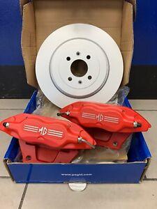 Brand New! MGF/TF AP Callipers 4POT PR. 304mm Discs/Pads/Bolts (SEB000340/350)