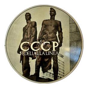 CCCP - Fedeli Alla Linea – Compagni, Cittadini, Fratelli, Partigiani.