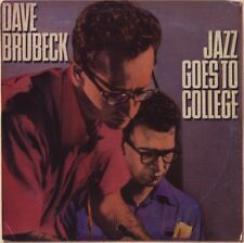 The Dave Brubeck - Jazz Goes To College ( CD - Album )