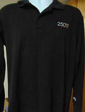 Guinness Long Sleeve large Polo Shirt