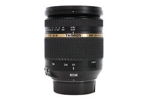 Tamron SP AF 17-50mm f/2.8 XR Di II VC LD Aspherical (IF) Lens: Nikon Mount