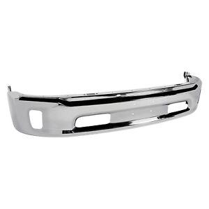 DODGE RAM 1500 2013 - 2016 Front Lower Bumper Chrome