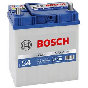 Batterie tourisme BOSCH Bosch S4018 40Ah 330A