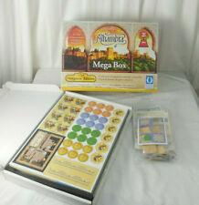 Alhambra Mega Box Limited Designers' Edition mit Erweiterungen