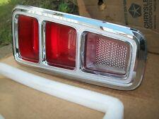 NOS MoPar 1968 Dodge Coronet 440 SuperBee Driverside Tail Lamp Assembly