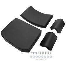4 Pcs Seat Kit Black Fits John Deere Crawler Dozer 420 430 440 1010 2010