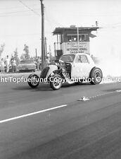 Joe Mailliard Fontana 1964 440  671 Hemi NHRA Fuel Altered A/A NHRA 8x10 Photo