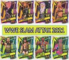 WWE Slam Attax 2021 - SUPERSTAR, TAG TEAM, FACTION & FINISHER cards #1 to #250