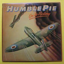 Humble Pie Steve Marriot ATCO LP 1980