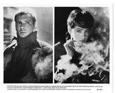 1982 Blade Runner Press Photo Harrison Ford Sean Young Deckard Rachael Publicity