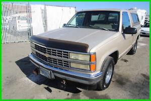 1990 Chevrolet C/K Pickup 1500 C1500 Silverado