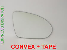 Wing Mirror Glass For SMART FORFOUR 2004-06 Convex  Right Side S003