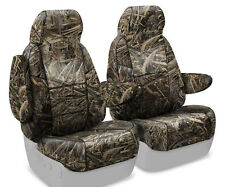 NEW Full Printed Realtree Max-5 Camo Camouflage Seat Covers / 5102039-11