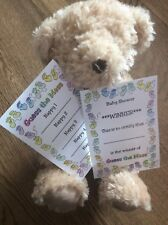 Baby Shower Guess the Mess Nappy Game 10 cards & a Winners Certificate Neutral