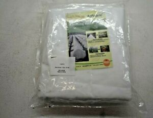 AgFabric Floating Row Cover Seed Germination 1.2 oz 10x25' RC1210025 New