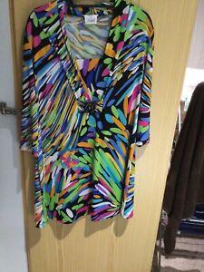 Kim And Co Medium Tunic Multi Colour