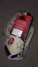 """New listing Rawlings Heart of the Hide PRO3039-6CBFS 12.75"""" Baseball Glove - RHT Outfield"""