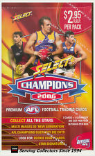 2006 Select AFL Champions Trading Card Factory Box (36 packs)