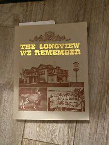 Rare Saddlebred The Longview We Remember Loula Long Combs - Rare Magnificent !!
