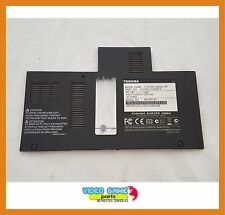 Tapa de Disco Duro y RAM Toshiba NB520 HDD and RAM Cover AP0H1000600