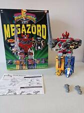 Vintage 1993 Power Rangers MEGAZORD DELUXE Bandai - 99% COMPLETE & BOXED VGC