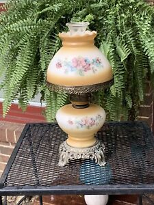 Vintage Accurate Casting Hurricane Lamp