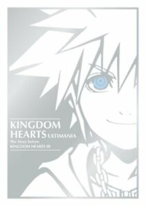 Kingdom Hearts Ultimania: The Story Before Kingdom Hearts III by Square Enix