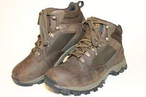 Timberland 6905B Keele Ridge Waterproof Mid Mens 9 43 NEW Leather Hiking Boots