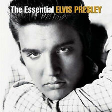ELVIS PRESLEY (ESSENTIAL - GREATEST HITS 2CD SET SEALED + FREE POST)