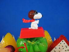 Peanuts Snoopy and Friends Pilot Cake Topper Figure Model Decoration K1267 C