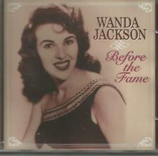 Wanda Jackson Before The Fame CD 2007 IMC Music