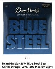 Dean Markley 2680 Markley Bsteel 5Bass Medium