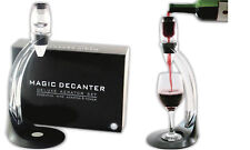 Modern Vineyard Red Wine Aerator Decanter Pourer Aerating with Stand