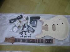 PROJECT ELECTRIC GUITAR BUILDER KIT DIY WITH ALL ACCESSORIES( P)