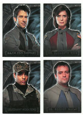 Stargate Atlantis Season 1 - San Diego Comic Con Promo Card SET - SDCC