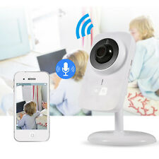HD 720P Wireless Wifi Security Camera Indoor Baby Monitor Video IR Night Vision