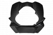 (05-06) KTM 990 Superduke Carbon Fiber Headlight Fairing Cowl Holder Cover Mask