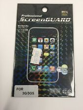 PROFESSIONAL SCREEN GUARD FOR 3G / 3GS - Qty. (1)
