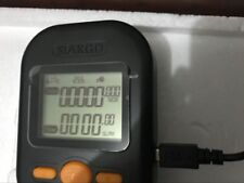 English ver 200L/min digital gas air nitrogen oxygen mass flow meter flowmeter