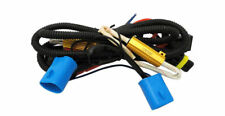 9007 HID Relay Wiring Harness for Xenon Conversion Kit + (2) 50W Resistor