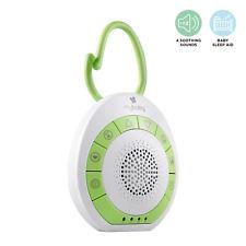 MyBaby SoundSpa On‐The‐Go – 4 Soothing Sounds, Portable, Baby Sleep Aid
