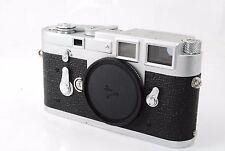 "Leica M3 ""High serial 106XXXX"" SS Singe Stroke 35mm Camera  ""Very Good"" #1272"