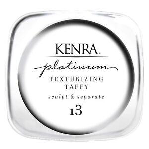 Kenra Platinum Texture Taffy 13 1% - 2 oz / 57 g Flexible styling no stiffness