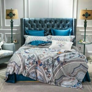 Bohemia Bedding Set Queen King Bed Set Bed Sheet Duvet Cover Fitted Sheet