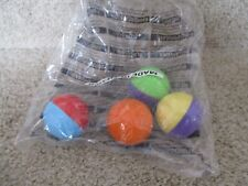 Fisher Price Replacement Lot 4 BALLS The Lion King Simba Disney DROP 'N ROAR toy