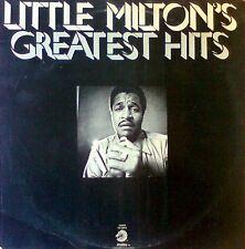 LITTLE MILTON - GREATEST HITS - CHESS LBL - STEREO LP - 1972
